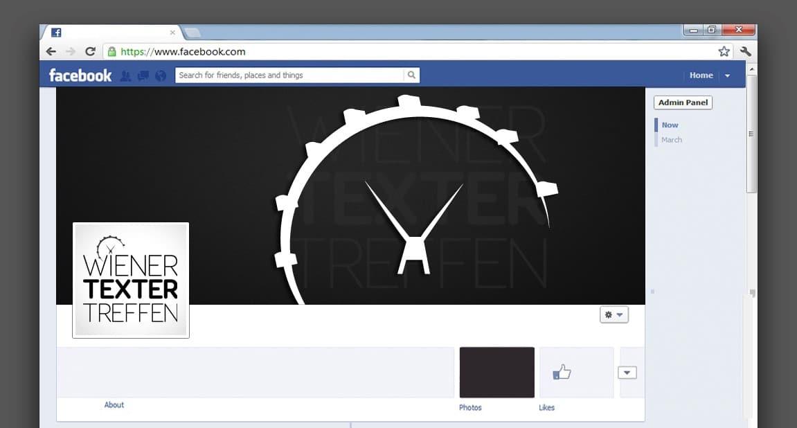 WTT Facebook Profil + Titelbild - Version 1
