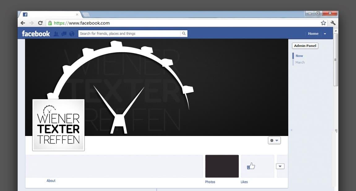 WTT Facebook Profil + Titelbild - Version 2