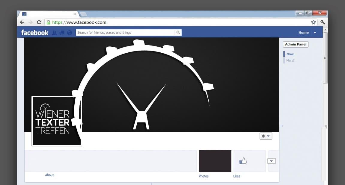 WTT Facebook Profil + Titelbild - Version 3