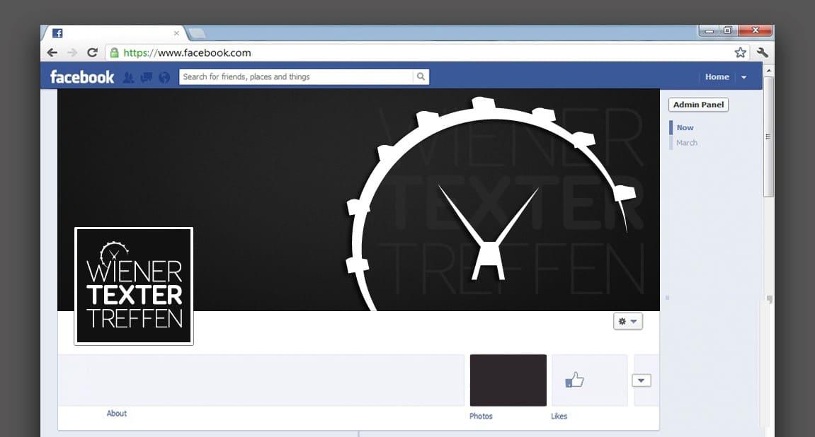 WTT Facebook Profil + Titelbild - Version 4