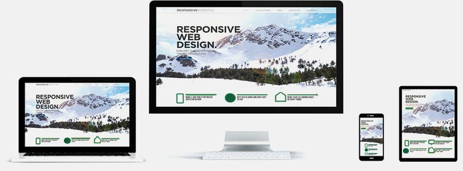 Webseite erstellen lassen, responsive Design - Umbrellaz, Ihre Werbeagentur in Wien